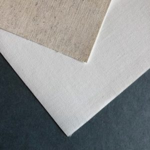 Canvas floor Flax of 340 g/m2 50/50
