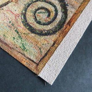 Textile Polyester Art