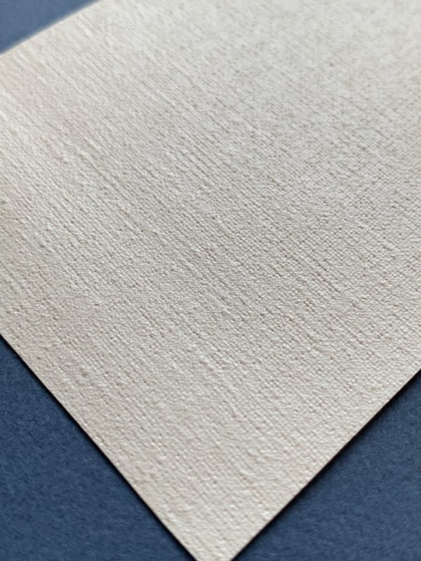 Canvas cotton fine-grained 280 gr/m gloss