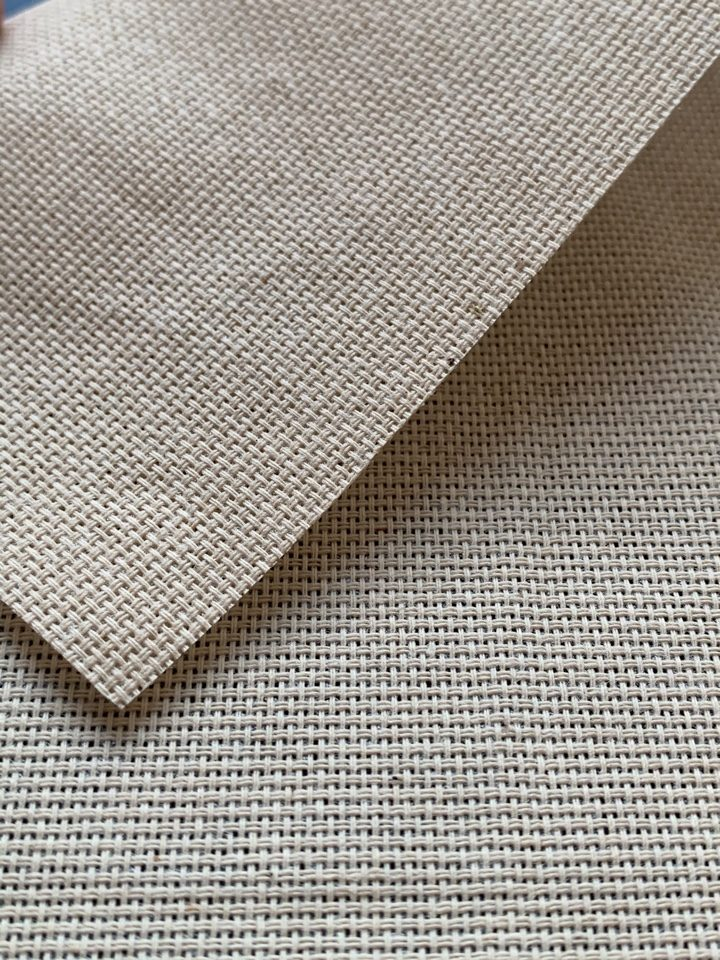 Canvas cotton for direct printing