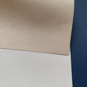 Canvas cotton fine grained for printing matte 280 gr/m