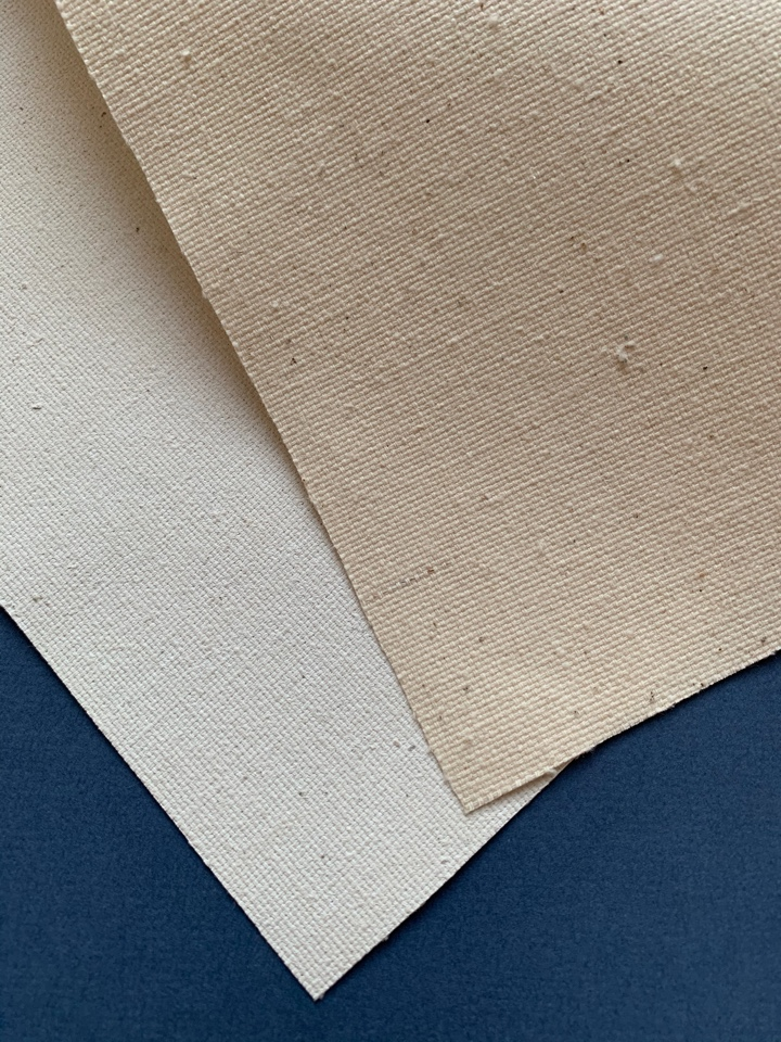 Canvas cotton for printing
