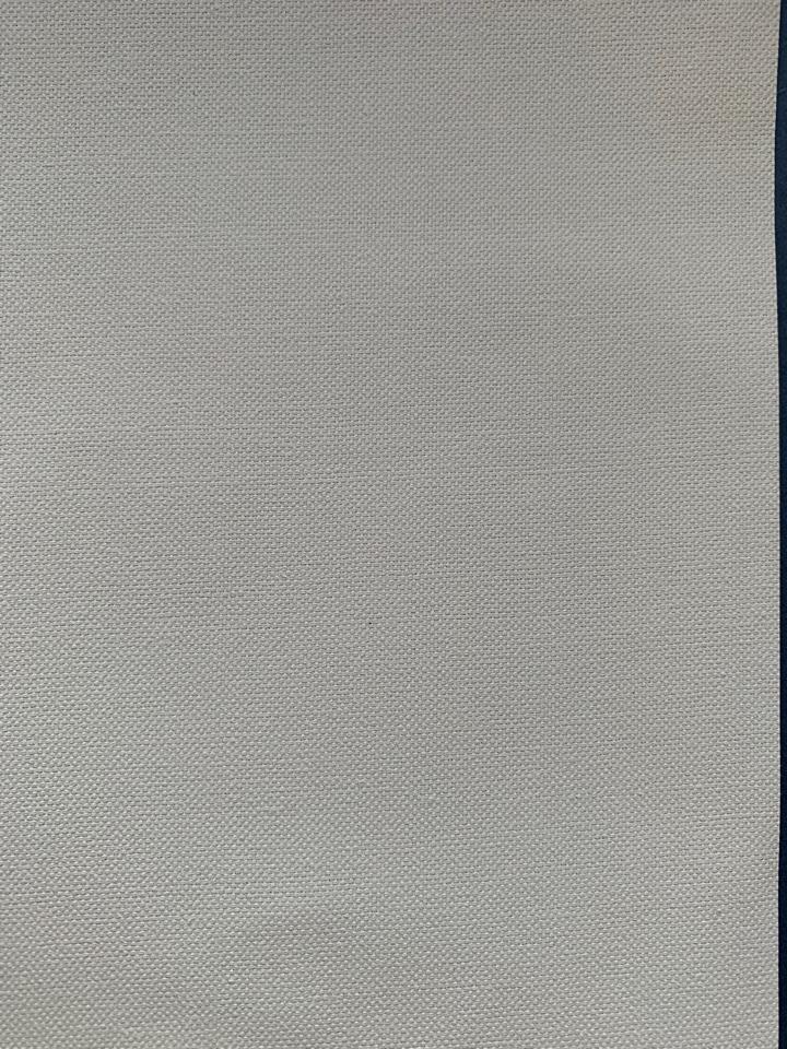 canvas cotton white for the press
