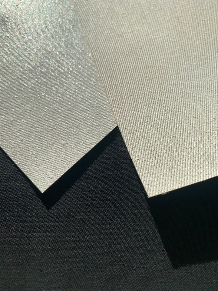 Cotton diagonal gloss Cotton diagonal mat
